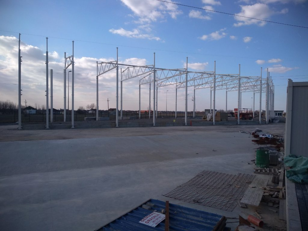 Celik doo metalne konstrukcije Gemax gradnja Novi Sad