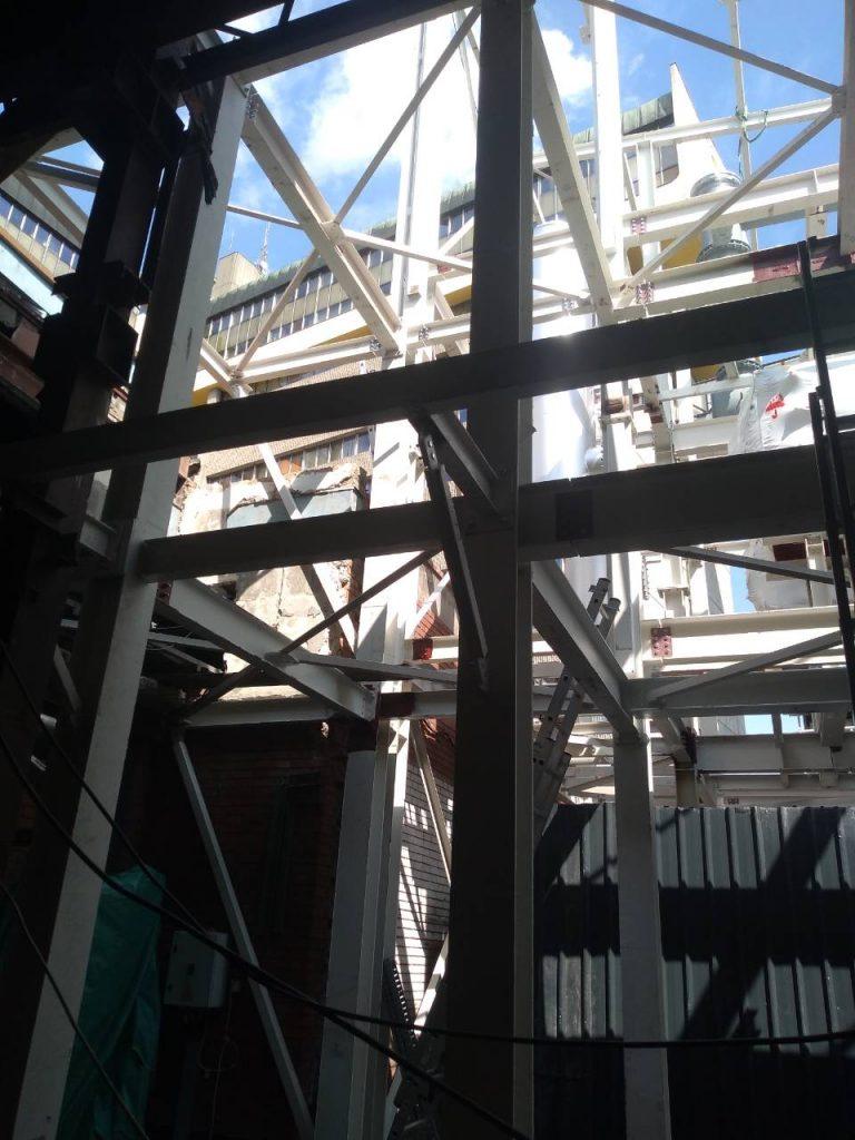 Toplana Jug Novi Sad Čelik doo Metalne Konstrukcije