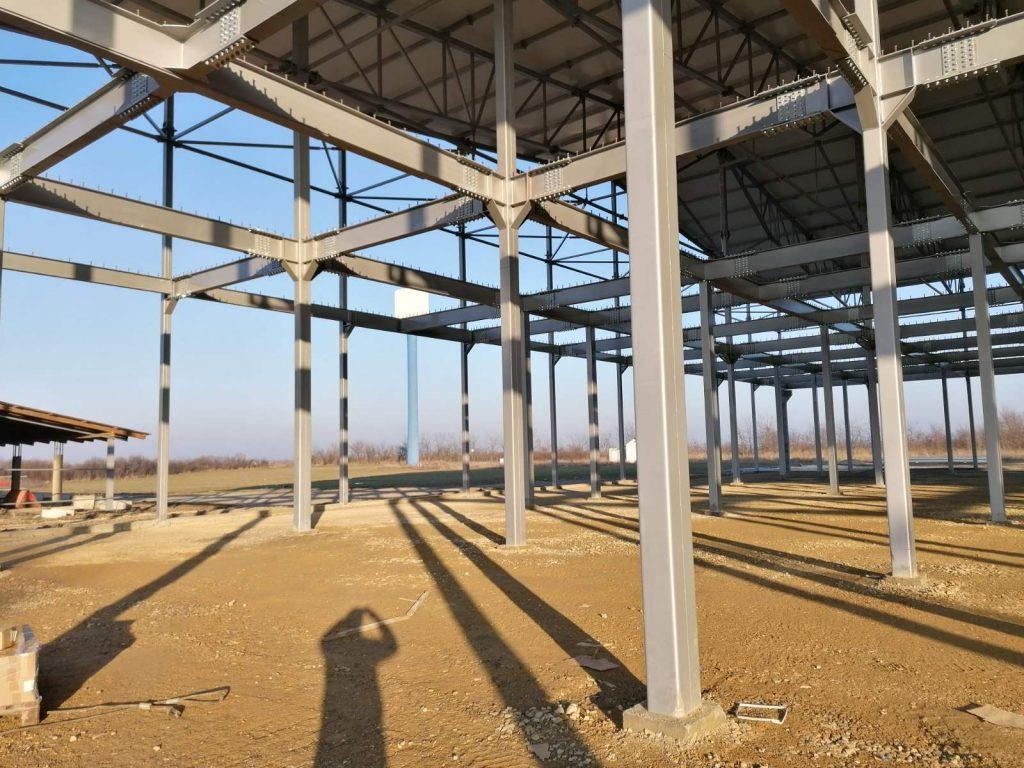 Mrksicevi Salasi - Celik Metalne konstrukcije